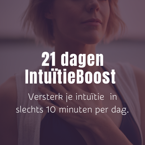 21 dagen Intuïtie Boost